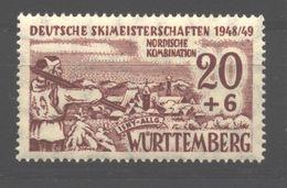 Württemberg,39y,xx (5290) - Französische Zone