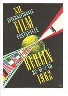 Berlin Film Festspiele 1962. Cinema-Affiche-Plakat-Poster - Plakate Auf Karten