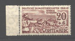 Württemberg,39y,Type II,xx (5290) - Französische Zone