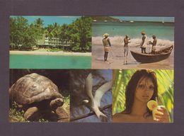 SEYCHELLEN -  Mahé  5 Zichten - Seychelles