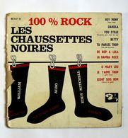 25cm Les CHAUSSETTES NOIRES : 100% Rock - BARCLAY BLY 80.147 M Biem - Rock