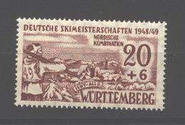 Württemberg,39y,Type V,xx (5290) - Französische Zone