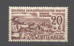Württemberg,39y,Type VI,xx (5290) - Französische Zone