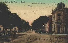 BRAZIL - BRASIL - BELEM DO PARA, Avenida De Nazareth, Edit.: O FAFASINHO - Belém