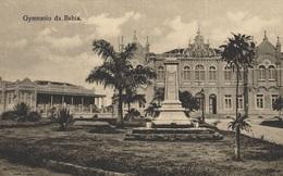 BRAZIL - BRASIL - BAHIA, Gymnasio De Bahia, - RPPC - Edit.: JOAQUIM RIBEIRO - Salvador De Bahia