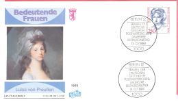 Berlin  Michel # 160 - 62  Auf Sonderkarte  Deutsche Bergbau-Ausstellung 1958 - Used Stamps