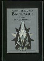Baphomet, Tarot Der Unterwelt. - Bücher, Zeitschriften, Comics