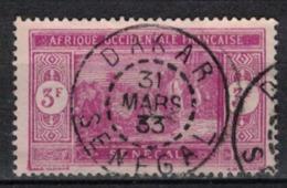 SENEGAL         N°  YVERT    109   ( 10 )           OBLITERE       ( SD ) - Sénégal (1887-1944)