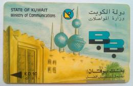 16KWTA B.B. - Kuwait