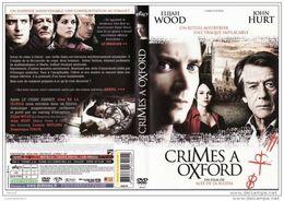 DVD CRIMES A OXFORD Avec Elijah Wood Et John Hurt Etat: TTB Port 110 Gr Ou 30gr - Crime