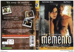 DVD MEMENTO Etat: TTB Port 110 Gr Ou 30gr - DVDs