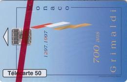 11489-SCHEDA TELEFONICA-MONACO-1996-NUOVA IN BUSTINA ORIGINALE - Monaco