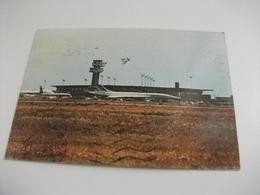 ROMA AEROPORTO LEONARDO DA VINCI AEREO - Aerodromi