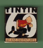 BD *** TINTIN 60 ANS D'AVENTURES *** A006 - Comics
