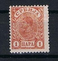 Servie Y/T 40 (**) - Serbie