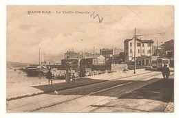 Marseille -   Vieille Chapelle  - CPA° - L'Estaque