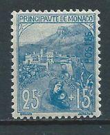 MONACO 1919 . N° 30 . Neuf * (MH) - Unused Stamps