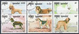 Cambodge N° 927/32 YVERT  OBLITERE - Cambodia