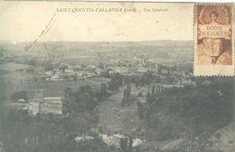 SAINT QUENTIN FALLAVIER Vue Générale - France