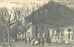 Saint EgreveLa Mairie Et Les Ecoles - Andere Gemeenten