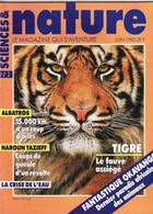 REVUE Science Et Nature N°2 TIGRE (TTB ETAT) - Animals