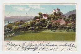 AARGAU / SCHLOSS WILDEGG - AG Aargau