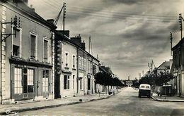 72 : Brulon - L'avenue De La Gare - Semi Moderne - Brulon