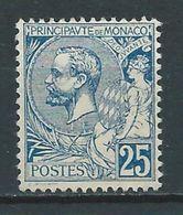 MONACO 1901 . N° 25 . Neuf (*) Sans Gomme . - Monaco
