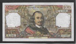 France 100 Francs Corneille - 4-2-1977 - Fayette N°65-56 - SUP - 1962-1997 ''Francs''