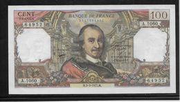 France 100 Francs Corneille - 3-3-1977 - Fayette N°65-57 - SPL - 1962-1997 ''Francs''