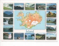 ISLAND    ~ 2000 - Iceland