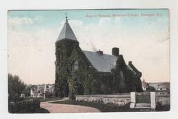 AUGUST BELMONT MEMORIAL CHAPEL / NEWPORT - R.I. - Newport