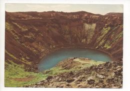 ISLAND -  KERIDKRATER     1977 - Iceland