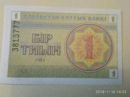 1 Tenge 1993 - Kazakhstan