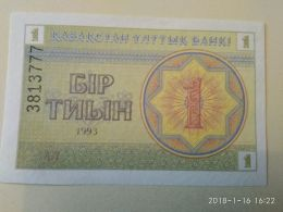 1 Tenge 1993 - Kazakistan