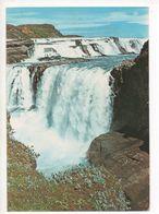 ISLAND -  GULLFOSS     1979 - Iceland