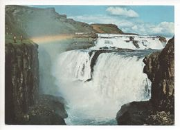 ISLAND -  GULLFOSS     1978 - Iceland