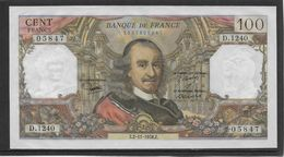 France 100 Francs Corneille - 2-11-1978 - Fayette N°65-64 - SPL - 1962-1997 ''Francs''