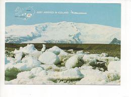 ISLAND -  VATNAJÖKULL, GRÖSSTER GLETSCHER    1979 - Iceland