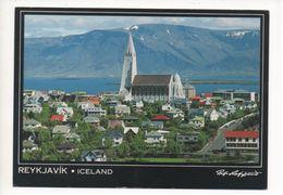 REYKJAVIK,   HALLGRIMSKIRKJA  1980 - Iceland