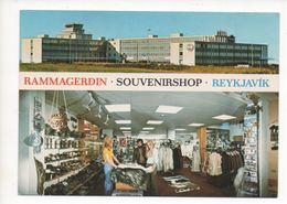 REYKJAVIK,   RAMMAGERDIN   ~  1980 - Iceland