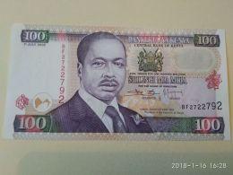 100 Schillings 2002 - Kenya