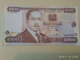 1000 Schillings 2000 - Kenya