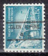 USA Precancel Vorausentwertung Preo, Locals North Carolina, Glade Alpine 807 - Vereinigte Staaten