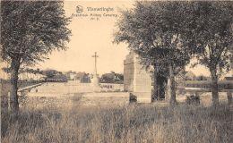 Vlamertinghe - Brandhoek Military Cemetery N° 2 - Ieper