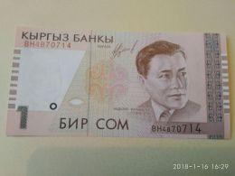 1 Soms 1999 - Kirghizistan