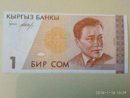 1 Soms 1994 - Kirghizistan