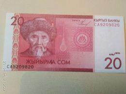 20 Soms 2009 - Kirghizistan