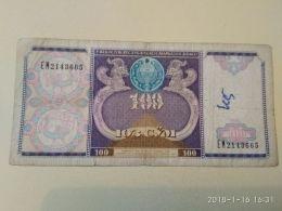 100 Sum 1994 - Uzbekistan