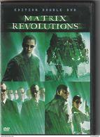 DVD Matrix Revolution Edition Double Dvd ( Etat: TTB Port 150 GR ) - Sci-Fi, Fantasy